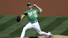 A's Mike Minor ends season on positive note, ready for 'whatever' in playoffs