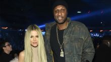 Lamar Odom 'collapses after heavy drinking' as he struggles to cope with Khloe Kardashian's 'pregnancy'