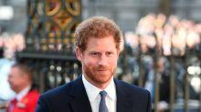 Prinz Harry steht ganz oben auf der Liste der Promis mit sexy Bärten