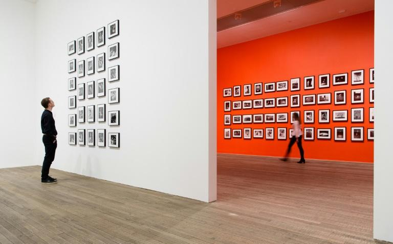 The Tate Modern is Britain's top visitor attraction