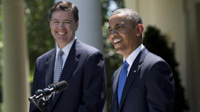 Obama Nominating James Comey to Head FBI