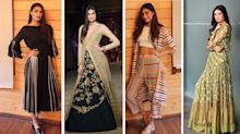 Is Athiya Shetty the new fashionista in Bollywood?