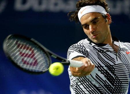 Foto de archivo de Roger Federer