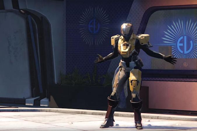 The new 'Destiny' emotes might just be worth buying