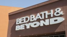Bed Bath & Beyond hit sales slide, Starbucks CFO to retire, Chipotle to close stores