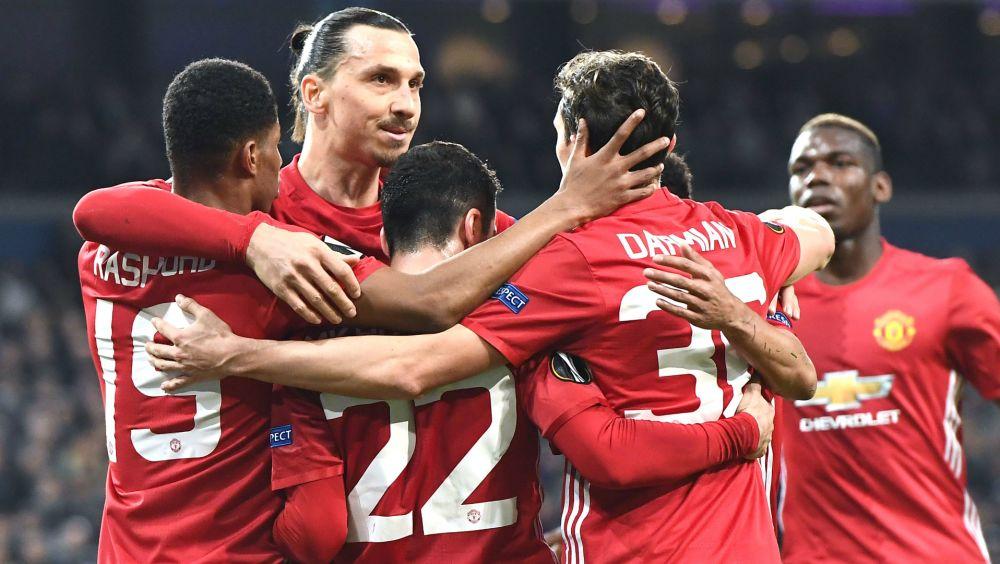 United: Ibrahimovic beweist seine Führungsspieler-Qualitäten