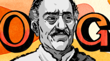Amrish Puri: Bollywood actor called 'world's best villain' honoured by Google Doodle