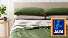 Aldi's eco-friendly hemp bedsheets spark Special Buy buzz