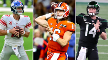 NFL Mock Draft 2021 5.0: Trevor Lawrence falls to No. 2, New York team passes