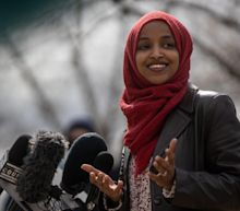 Ilhan Omar is once again being attacked by her own party for speaking out