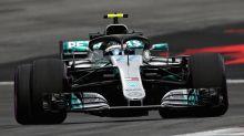 Valtteri Bottas prend la pole en Autriche, une première ligne 100% Mercedes