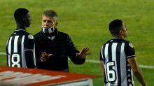 Substitutos participam diretamente de gols nos últimos jogos do Botafogo