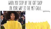 The Best Memes From Met Gala 2016