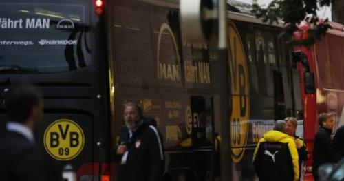 Foot - C1 - Dortmund - Le coup d'envoi de Monaco-Dortmund retardé de cinq minutes
