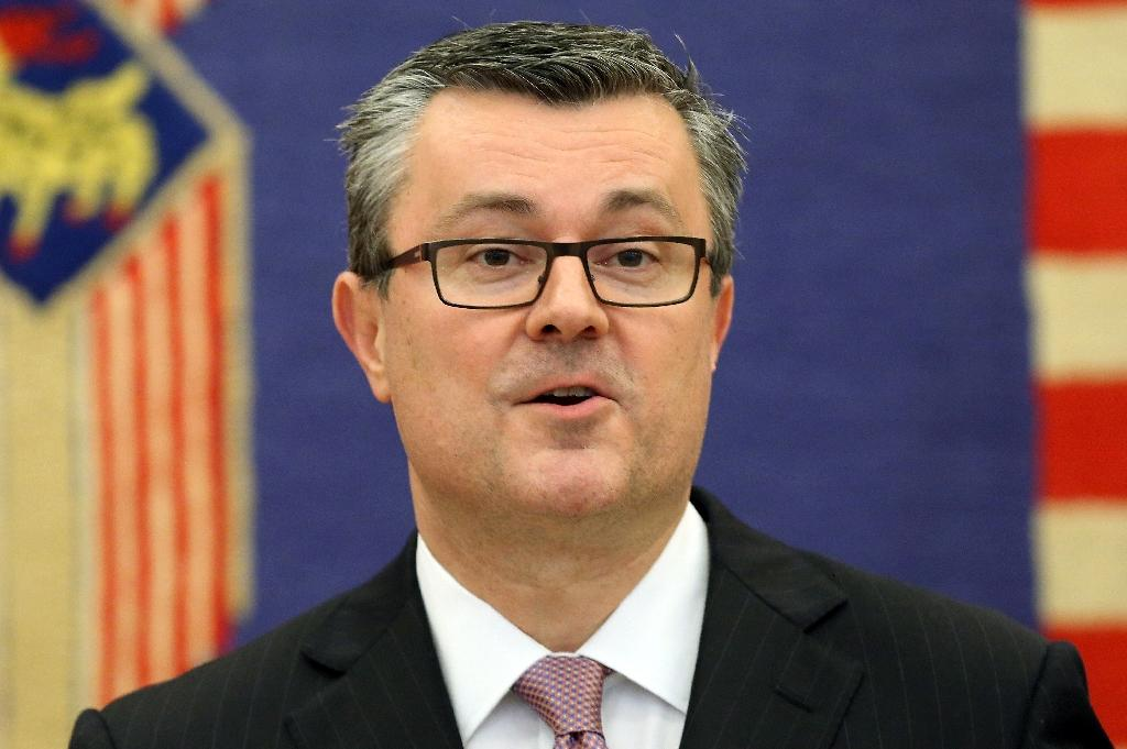 Croatian Prime Minister Tihomir Oreskovic has lost a no-confidence vote