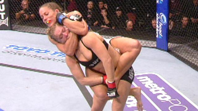 Woman Warriors of the UFC