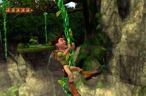 Pitfall Wii-vived for 'The Big Adventure'