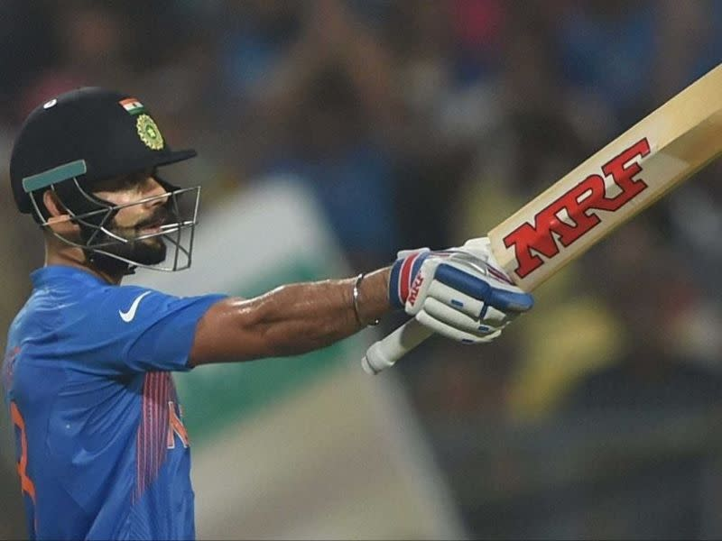 It would be safe to assume that Kohli at least has another 7-8 years of cricket left in him, and if he can continue at the same rate, he could well become the first batsman in the history of ODI cricket to score 20000 ODI runs