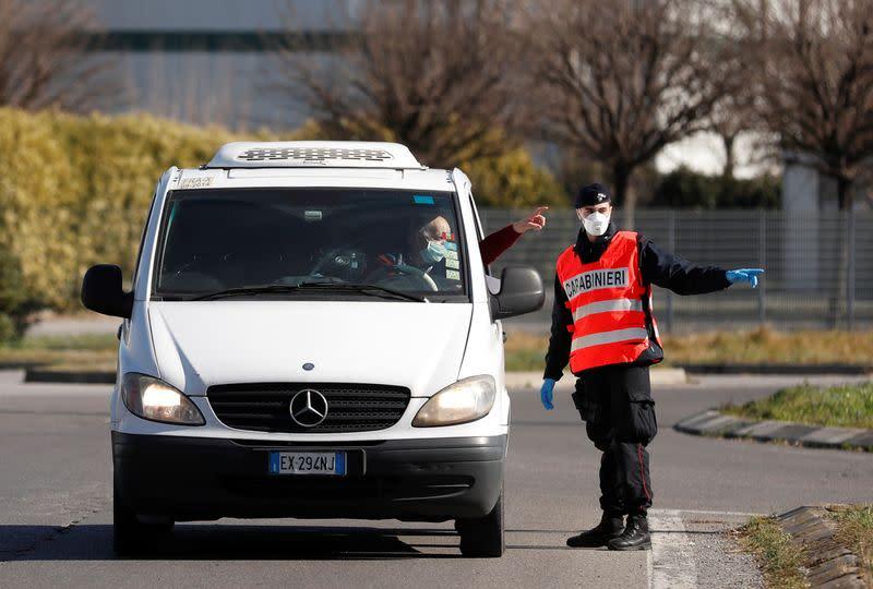 Italy denies plan to close all schools due to coronavirus