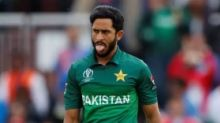Hasan Ali Trolled For Walking Down the Ramp With Injured Rib