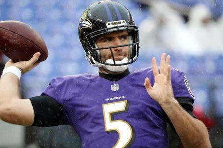 Report: Flacco expected to change uniforms in 2019