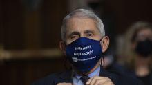 White House blasts Fauci over 'politics' behind dire coronavirus warning