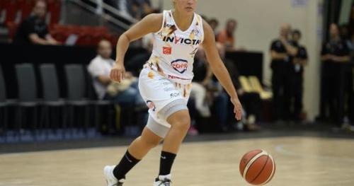 Basket - LFB - Amel Bouderra (Charleville-Mézières) désignée MVP française pour la deuxième année de suite