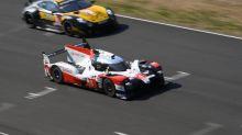 Auto - 24h du Mans - 24Heures duMans: les Toyota restent aux avant-postes