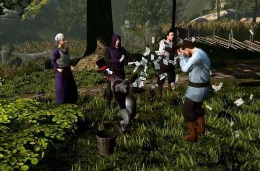Goat MMO Simulator boasts one level more than World of Warcraft