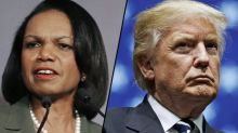 Condi Rice on Comey, meeting with Trump, and what keeps her up at night