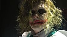 Awesome Doctor Who Dressed Up as The Joker Delivered a Baby on Halloween