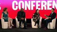John Legend, Malika Saada Saar, Lenore Anderson and Robert Rooks | The 2019 MAKERS Conference