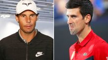 Novak Djokovic takes aim at Rafa Nadal after US Open withdrawal