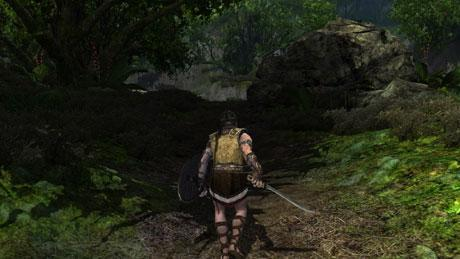 Joystiq impressions: Age of Conan: Hyborian Adventures