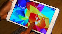 Samsung Galaxy Tab 4 8.0 is a simple slate with stiff pricing