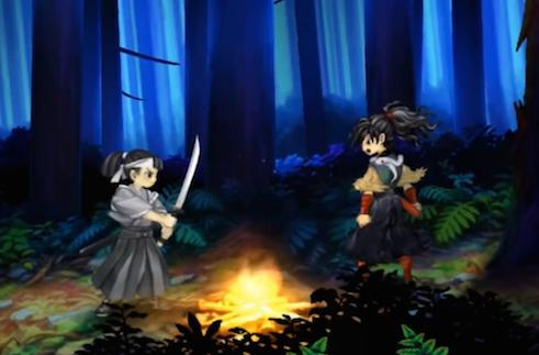 Muramasa Rebirth's third piece of DLC dated for Western ninjas