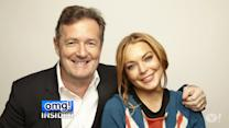 Lindsay Lohan Talks Cocaine, Ecstasy, and Calls Rehab 'Pointless'