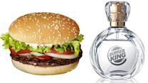 Burger King Announces Whopper Perfume