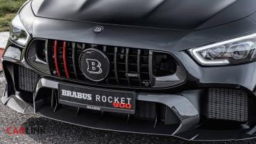 B牌「新火箭」! Mercedes AMG GT63 S專用Brabus「Rocket 900」猛改式樣