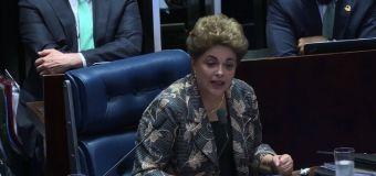 Brésil: dernier acte avant la probable destitution de Rousseff