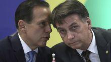 Doria parabeniza Bolsonaro por efetivação de Pazuello: 'Postura republicana e a aberta'
