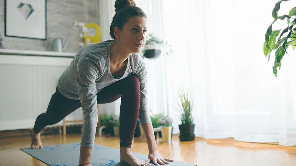 How to stay fit and healthy while self-isolating or working from home