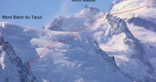 Alpinisme - Un jeune alpiniste taïwanais a disparu dans le massif du Mont-Blanc