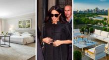 Petite visite de l'hôtel de luxe new-yorkais dans lequel Meghan Markle a profité de sa baby shower