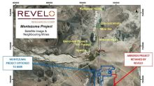 Revelo Signs Letter of Intent for its Montezuma Project with BMR Group PLC