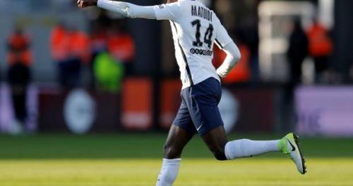 Foot - L1 - Matuidi sauve le PSG à Metz en match en retard de la 31e journée de Ligue 1