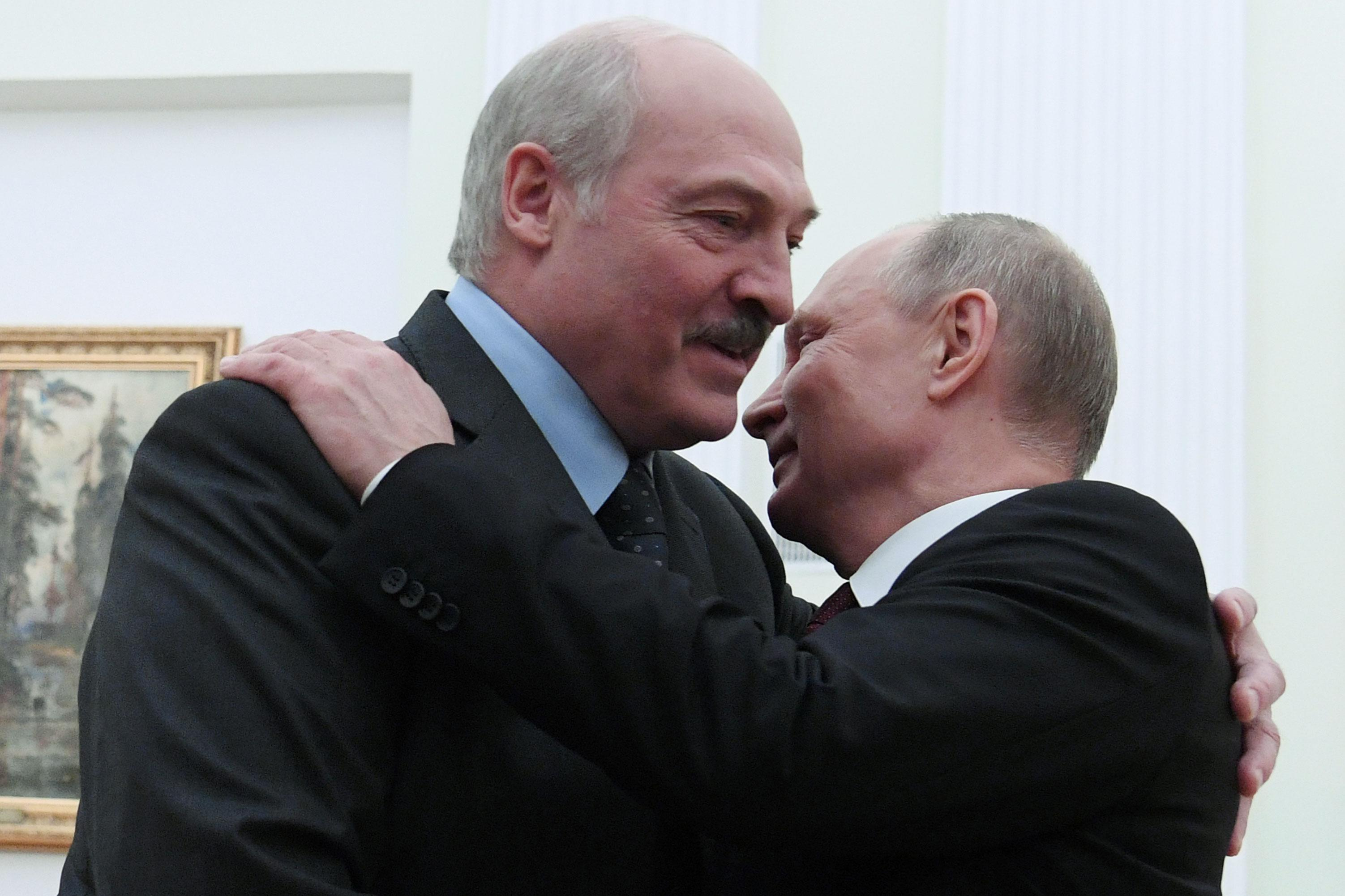 Putin's Term Limit Stirs Fears of a Takeover in Belarus