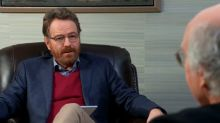 Bryan Cranston is the perfect therapist for Larry David on 'Curb Your Enthusiasm'