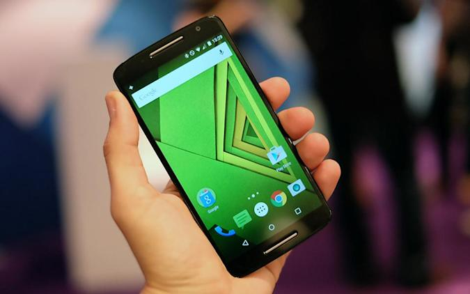 Verizon's mythical Droid Maxx 2 gets pictured