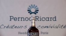 Pernod Ricard betting on growth from green agenda